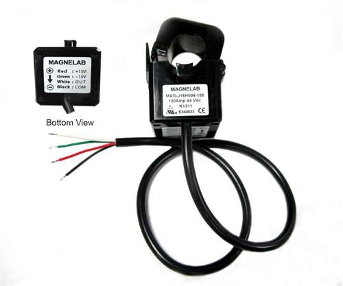 HCT-0016-100 (100A) DC Current Sensor