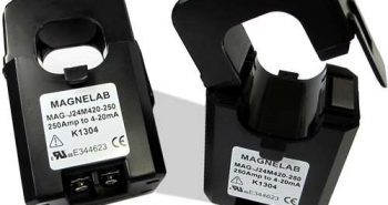 MCT-0024-250 Magnelab Split-Core AC Current 4 to 20 mA Transducer