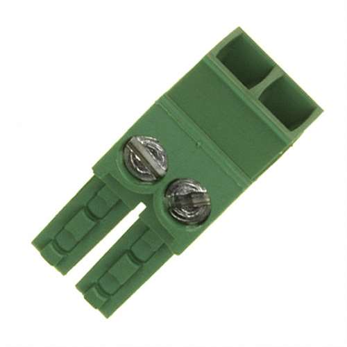 eGauge 2-pin Tyco connector
