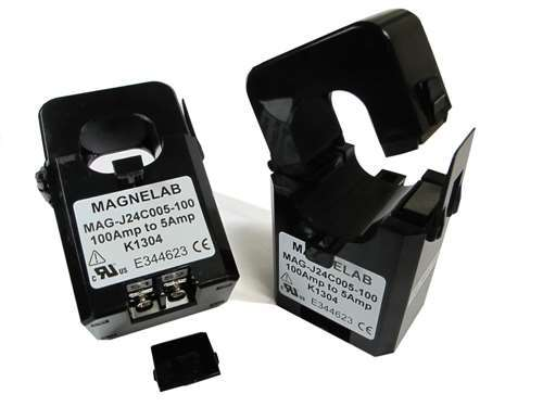 ACT-0024 Magnelab Split-Core AC Current Output Transformer