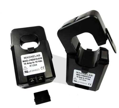 DCT-0016-10/10Vdc Magnelab Split-Core DC Voltage Output Transducer