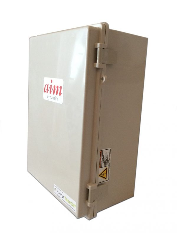 Power TakeOff WiFi Kit + Monthly Service