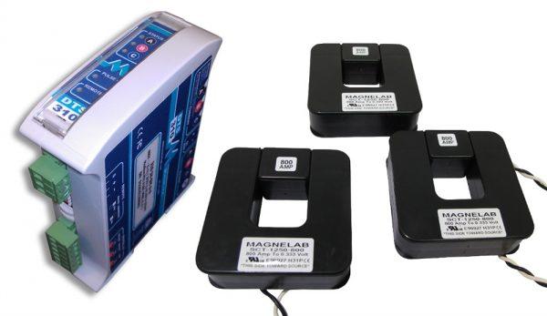 Measurlogic DTS-310 Energy Sub-meter + 3 SCT-1250 Kit