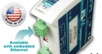 Measurlogic DTS DC Power Meter