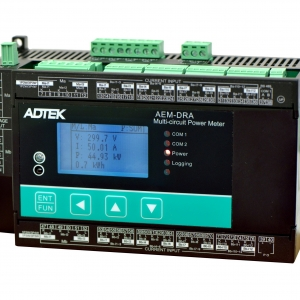 Multi-Circuit Power Meter (DIN rail)